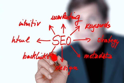 WEB STRATEGY E SEO